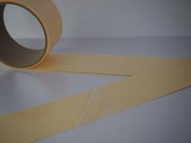 【高耐候性オーバーラミ用フッ素フイルム粘着テープ 50mm幅×2m巻】フッ素樹脂フィルム強粘着タイプ紫外線劣化防止 貼紙防止 落書き防止用として使用されております