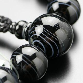略式数珠,男性用