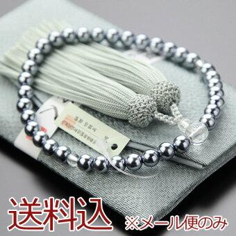 黒貝パール,数珠