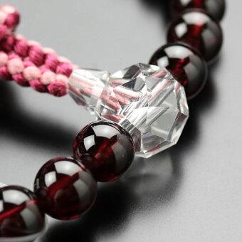 数珠,女性用,ロードライトガーネット