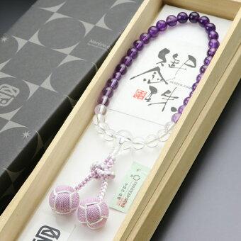 数珠,紫水晶