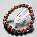数珠ブレスレット 約8ミリ 赤虎目石【腕輪念珠 念誦 パワーストーン 天然石 レッドタイガーアイ 男性用 女性用 メンズ…