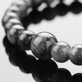 黒ビルマ翡翠,数珠ブレスレット