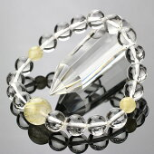 水晶,数珠ブレスレット