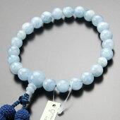 アクアマリン,数珠