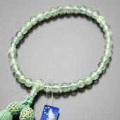 プレナイト,数珠