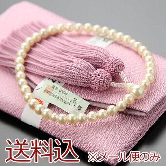貝パール,数珠