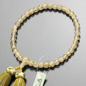 金線入水晶,数珠