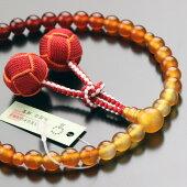 数珠,女性用,メノウ