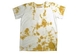 MOLLUSK SURF W's Best Tee Ever(Yellow Tie Dye)モラスクサーフ ウィメンズ・タイダイTシャツ