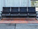 インポート◆アメリカ◆USA◆ヴィンテージ◆Hermanmiller Eames Tandem Sling Seating ハーマンミラー イームズタンデムスリングシー…