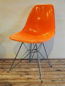 Herman Miller ハーマンミラー社Side Shell/Effelサイドシェル/エッフェルベース(Orange)