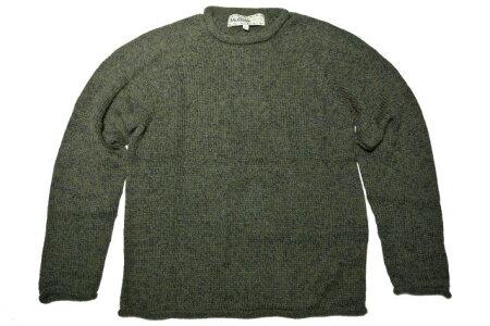 MOLLUSKSURFFishermanSweaterモラスクサーフフィッシャマンセーター(Dartmouth)