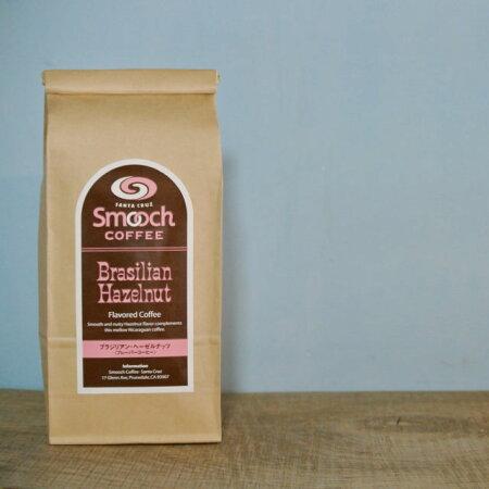 SmoochCoffeeBrasilianHazelnut(スムーチ・コーヒー/ブラジリアン・ヘーゼルナッツ)