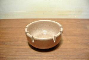インポート◆アメリカ◆USA◆ヴィンテージ◆HEATH CERAMICS ヒースセラミックス Ceramic Ashtray灰皿 (Speckled Ivory)