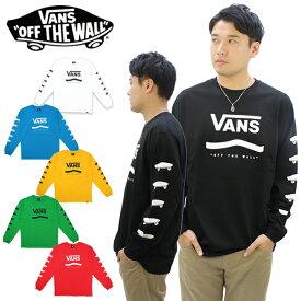 バンズ(VANS) Primary Color L/S T-shirt メンズ 長袖 Tシャツ/ロンT ポイント10倍 国内正規品 [AA]