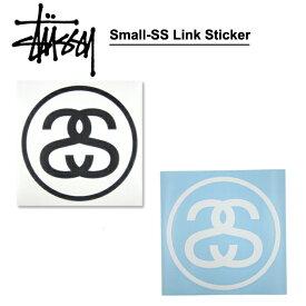 【ゆうパケット可】ステューシー(STUSSY) Small-SS Link アクセサリー ステッカー【40】[AA-1]