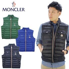 【送料無料】【正規品】モンクレール(MONCLER) メンズ ダウン ベスト アシール(Men's Down Vest ACHILLE)/男性用/ジレ[DD]