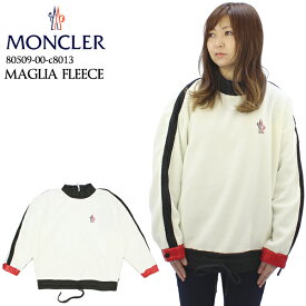 モンクレール グルノーブル( MONCLER GRENOBLE ) MAGLIA FLEECE レディース フリース プルオーバー 女性用/スノーウエア 送料無料 正規品 [DD]