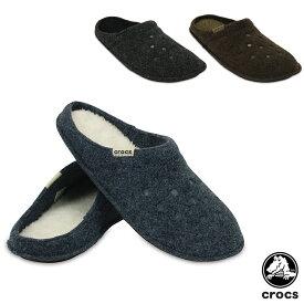 クロックス(CROCS) クラシック スリッパ(classic slipper) メンズ/レディース サンダル【男女兼用】 [BB]【16】