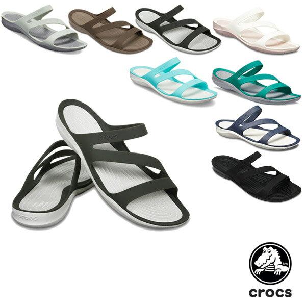 【送料無料】クロックス(CROCS) スウィフトウォーター サンダル ウィメン(Women's Swiftwater Sandal) /レディース サンダル【女性用】【楽ギフ_包装選択】【r】【20】[AA]
