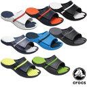 【送料無料】クロックス(CROCS) モディ スポーツ スライド(modi sport slide) メンズ/レディース サンダル【男女兼用】[BB]【30】