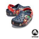 【送料無料】クロックス(CROCS)クロックス ファン ラブ マーベル バンド ライツ クロッグ キッズ(crocs fun lab Marve…