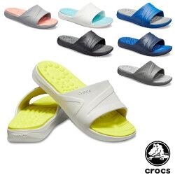 【送料無料】クロックス(CROCS)リバイバスライド(revivaslide)メンズ/レディースサンダル【男女兼用】【楽ギフ_包装選択】【r】[BB]