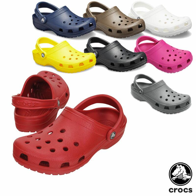 【送料無料】クロックス(CROCS) クラシック/ケイマン (Classic/Cayman) メンズ/レディース サンダル【男女兼用】【楽ギフ_包装選択】【r】【30】[BB]