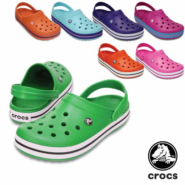 【送料無料】CROCS Crocband Men's/Lady's クロックス クロックバンド メンズ/レディース サンダル【男女兼用】【楽ギフ_包装選択】【r】【40】[BB]