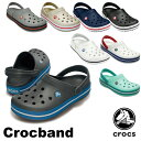 CROCS Crocband Men's/Lady's クロックス クロックバンド 11016 メンズ/レディース サンダル【男女兼用】 [BB] 【38】