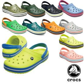 【送料無料】CROCS Crocband Men's/Lady's クロックス クロックバンド 11016 メンズ/レディース サンダル【男女兼用】[BB] 【35】