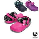 【送料無料】クロックス(CROCS) ブリッツェン 2.0 アニマル プリント キッズ(Blitzen 2.0 Animal Print Kids) サンダル【ボア ショートブーツ ベビー & キッズ 子供用】[AA]【35】