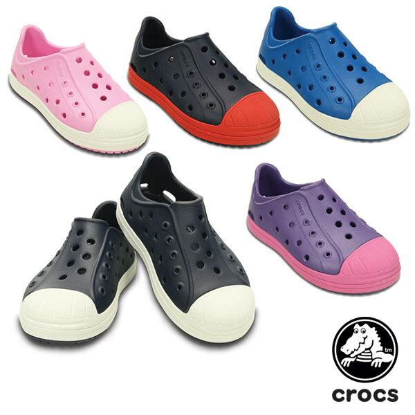 【送料無料】クロックス(CROCS) クロックス バンプ イット シュー キッズ(crocs bump it shoe kids) シューズ【ベビー&キッズ 子供用】【楽ギフ_包装選択】【r】【20】[AA]