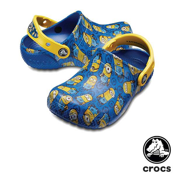【送料無料】クロックス(CROCS) クロックス ファン ラブ ミニオンズ グラフィック クロッグ キッズ(crocs fun lab Minions graphic clog kids) サンダル【ベビー & キッズ 子供用】【楽ギフ_包装選択】【r】[AA]【20】