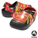 【送料無料】クロックス(CROCS) クロックス ファン ラブ マックィーン ライツ クロッグ キッズ(crocs fun lab McQueen lights clog kids)サンダル【ベビー & キッズ 子供用】[AA] 【20】