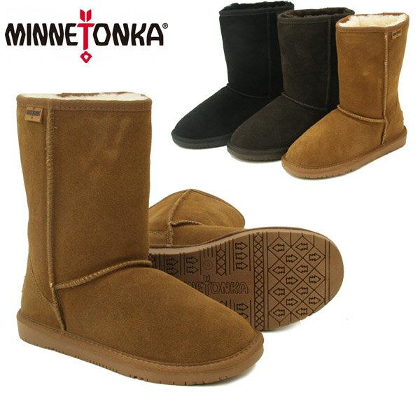 【送料無料】ミネトンカ(MINNETONKA) オリンピア ブーツ(Olympia Boot)ムートン ブーツ【楽ギフ_包装選択】【30】[BB]