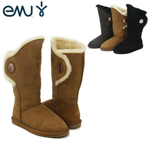 【送料無料】【正規品】エミュー(EMU Australia) ハケア ハイ(HAKEA HI) シープスキンブーツ ムートンブーツ【2015秋冬モデル】【楽ギフ_包装選択】[CC]