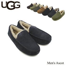 アグ(UGG) メンズ アスコット(Men's Ascot)/ローファー/スエード【21】 送料無料 [CC]