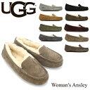【送料無料】【正規品】アグ オーストラリア(UGG Australia) ウィメンズ アンスレー(Woman's Ansley)モカシン/スリッポン【楽ギフ_包…
