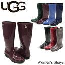 【送料無料】【正規品】アグ オーストラリア(UGG Australia) ウィメンズ シェイ(Woman's Shaye) レインブーツ/長靴【楽ギフ_包装選択…