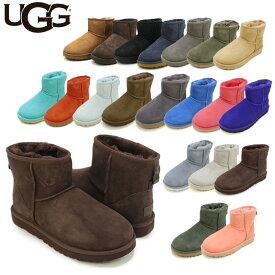 アグ(UGG) ウィメンズ クラシック ミニ 2(Women's Classic Mini 2)シープスキン ブーツ【20】 送料無料 正規品 [CC]