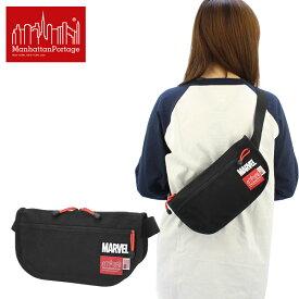 マンハッタン ポーテージ(Manhattan Portage) MARVEL Collection 2020SS Leadout Waist Bag(MP1115MARVEL20SS) ウェストバッグ≪XS≫ ショルダーバッグ ポイント10倍 送料無料 国内正規品 [AA]