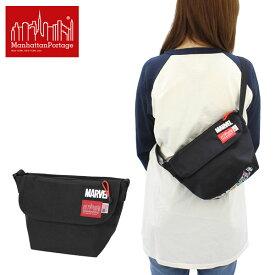 マンハッタン ポーテージ(Manhattan Portage) MARVEL Collection 2020SS Casual Messenger Bag(MP1603MARVEL20SS)メッセンジャーバッグ≪XS≫ ショルダーバッグ ポイント10倍 送料無料 国内正規品 [BB]
