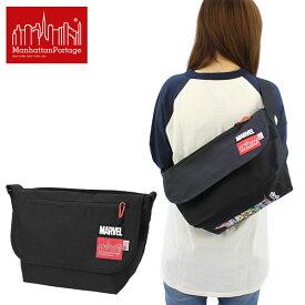 マンハッタン ポーテージ(Manhattan Portage) MARVEL Collection 2020SS Casual Messenger Bag JR (MP1606JRMARVEL20SS) ショルダーバッグ/メッセンジャー≪M≫ ポイント10倍 送料無料 国内正規品 [DD]