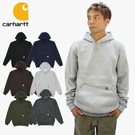 カーハート (Carhartt) HOODED PULLOVER MIDWEIGHT SWEATSHIRT(K121/TS0121) メンズ プルオーバーパーカー US企画 [BB]