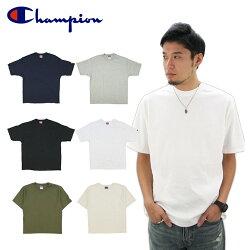 【メール便送料無料】チャンピオン(Champion)7オンスコットンTシャツ(Heritage7oz.JerseyTeeS/SL)(s2102)メンズ半袖Tシャツ【楽ギフ_包装選択】【r】