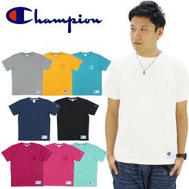 【ポイント10倍】【ゆうパケット送料無料】【国内正規品】チャンピオン(Champion) Tシャツ 18SS アクションスタイル チャンピオン (C3-M358) メンズ 半袖[AA-2]