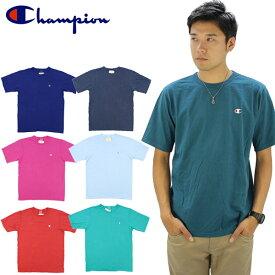 【ゆうパケット送料無料】チャンピオン(Champion) ピグメント ダイ ヘリテージ Tシャツ(Pigment-Dyed Heritage Tee S/SL) (T0336) メンズ 半袖 Tシャツ[AA-2]