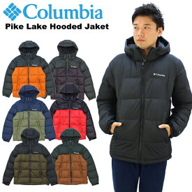 【18%OFF】【ポイント10倍】【送料無料】【国内正規品】コロンビア(Columbia) Pike Lake Hooded Jaket(WE0020) パイク レイク フーデッド ジャケット メンズ/アウター/[BB]